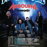 Black Stone Cherry/Airbourne/Theory of a Deadman take over Radio Nowhere!
