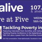Dumfries Community Shop & Tackling Poverty - audio