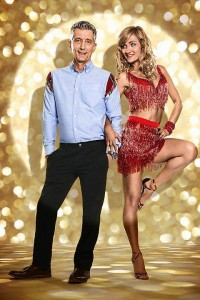Michael Pattie and Aliona