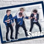 Interview with The Shades - 16.05.18 - audio