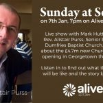 Sunday at Seven with Alistair Purss, hosted by Mark Hutton 07.01.18 - audio