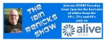 THE IAIN RENICKS SHOW  Video of the Week