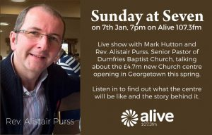 Sunday at Seven special with Alistair Purss
